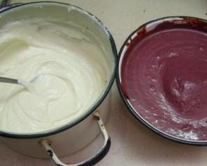 Творожно-черничный торт без выпечки - фото шаг 4