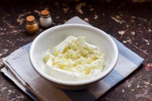 Сырники без муки и яиц - фото шаг 2