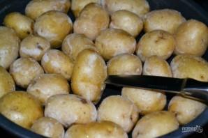 Картофель в духовке целиком - фото шаг 4