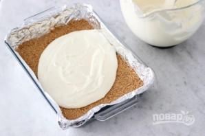 Пирожное из творога - фото шаг 4