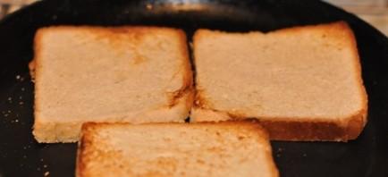 Бутерброды с паштетом - фото шаг 2