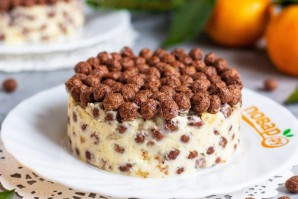 Хрустящий торт без выпечки - фото шаг 6