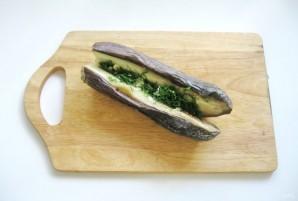 Соленые баклажаны, как грибы - фото шаг 4