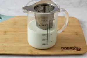 Молоко из тыквенных семечек - фото шаг 3