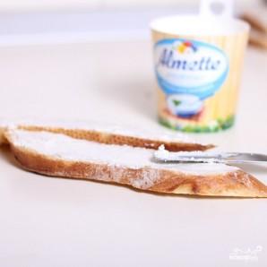 Сэндвич со слабосоленой семгой и авокадо - фото шаг 2