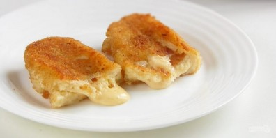 Вкусные картофельные палочки с сыром - фото шаг 3