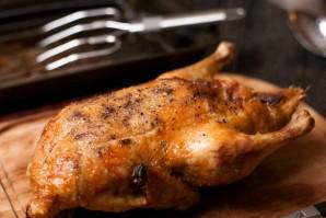 Жареная утка с соусом из красной смородины - фото шаг 9