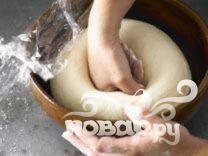 """Домашний хлеб """"Плетенка"""" - фото шаг 2"""