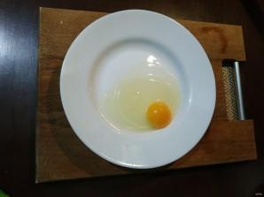 Бенедикт с лососем - фото шаг 3