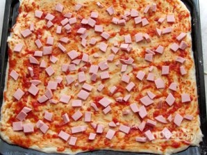 Пицца для детей (простой рецепт) - фото шаг 6