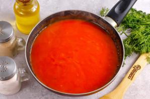 Простой соус для макарон - фото шаг 5