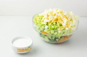 Салат из сельдерея для похудения - фото шаг 4