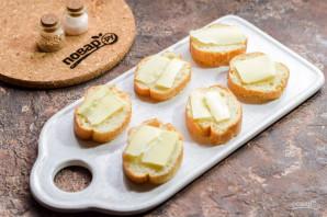 Бутерброды с селедкой и киви - фото шаг 3