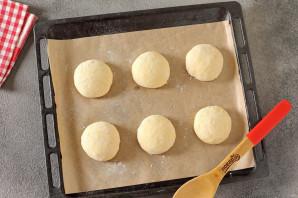 Тесто с картофельным пюре для булочек - фото шаг 5