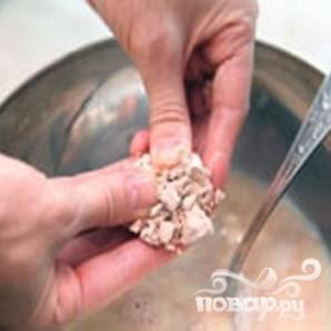 Открытый пирог с персиками - фото шаг 2