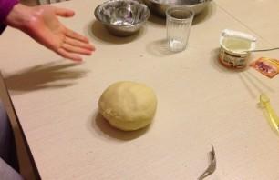 Песочное тесто без яиц - фото шаг 5