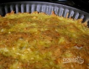 Картофельная запеканка из тертого картофеля - фото шаг 9