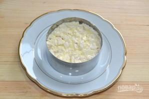 Салат с консервированным перцем - фото шаг 9