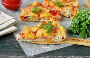 Пицца-пирог - фото шаг 12