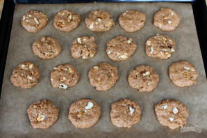 Ореховое печенье - фото шаг 7