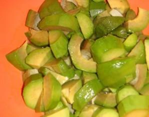 Мусс из авокадо - фото шаг 4