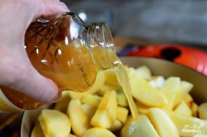 Яблочный соус к курице - фото шаг 2