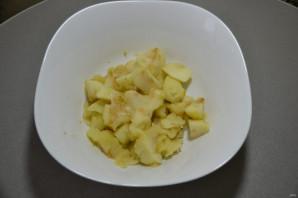 Яблочный щербет - фото шаг 4