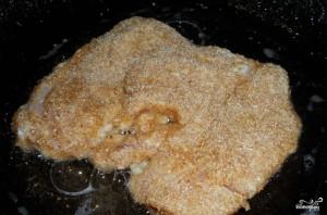 Жареное куриное филе с корочкой - фото шаг 5