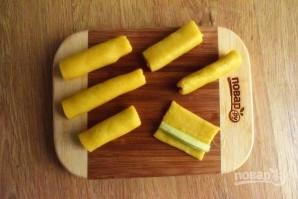 Печенье с ревенем - фото шаг 4