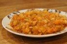 Рагу из кабачков