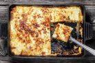 Говядина с картофелем и баклажанами