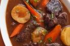 Говядина с морковью