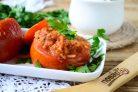 Фаршированные томаты Сеньор Помидор