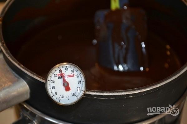 Пасхальное шоколадное яйцо (мастер-класс)