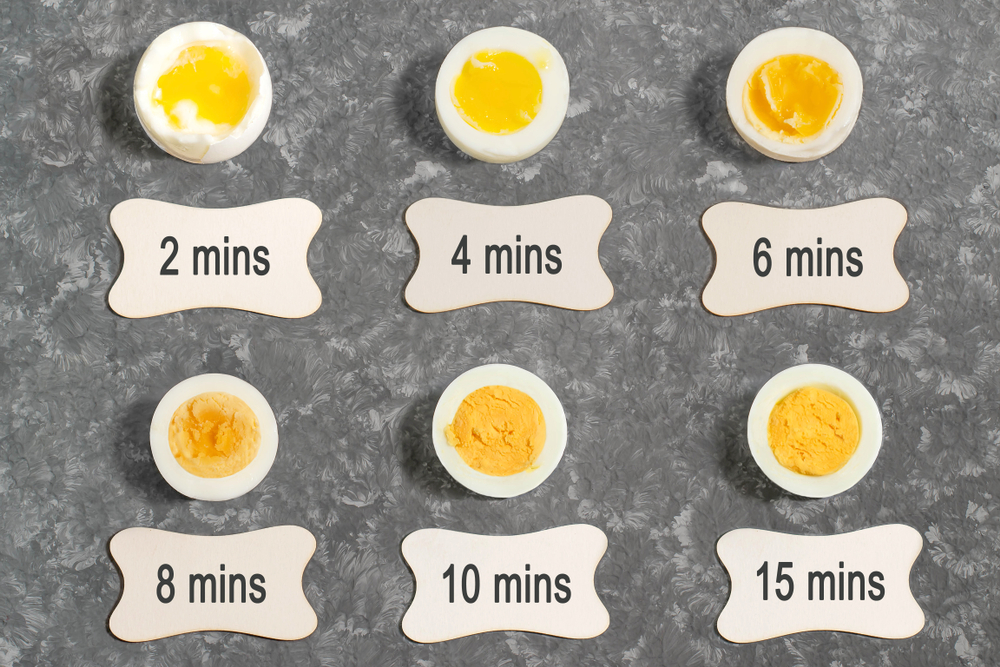 Сколько варить яйца