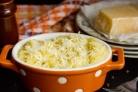 Картофельное пюре с Пармезаном