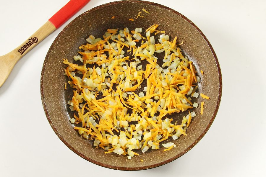 Овсяный суп с грибами