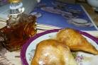 Воздушные пирожки на кефире жареные