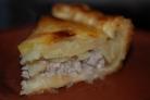 Мясной пирог с барбарисом