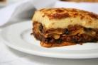 Картофельная запеканка с фаршем без сыра