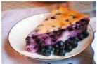 Черничный пирог диетический
