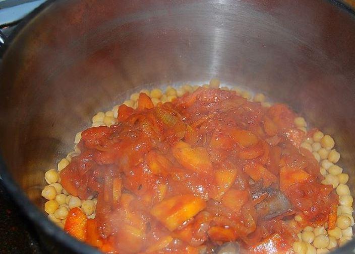 Кавказский суп из баранины
