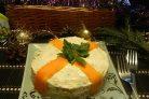 Торт закусочный Праздничный