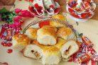 Пирожки с конфетами