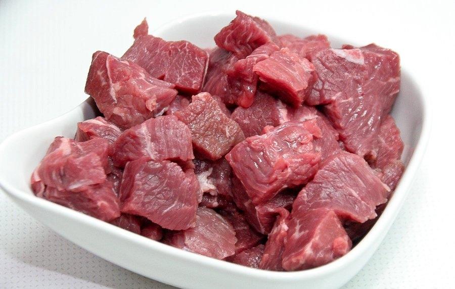 куски мяса говядина на борщ картинки места