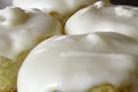 Обычный белый торт