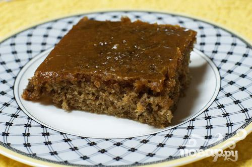 Рецепт Рецепт пирога с черносливом
