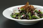 Салат с шиитаке