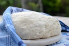 Пирожковое тесто на кефире