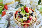 Фруктовый салат Летняя сальса